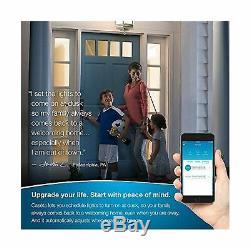 Lutron Caseta Wireless Smart Lighting Dimmer Switch Starter Kit, P-BDG-PKG1W