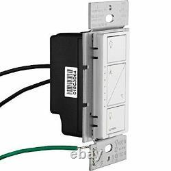 Lutron Caseta Wireless Smart Lighting Dimmer Switch (White, 8-Pack)