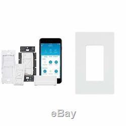 Lutron Caseta Wireless Smart Lighting Single Pole/3-way Dimmer Switch Starter Ki