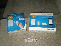 Lutron P-BDG-PKG2W-A Caseta Wireless Smart Lighting Dimmer Switch