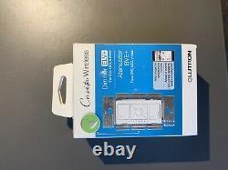 Lutron PD-5NE-WH Caseta Wireless In-Wall Dimmer open box
