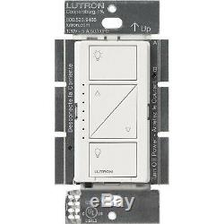 Lutron PD-6WCL-WH Caseta Wireless Smart Lighting Dimme. Financing Available
