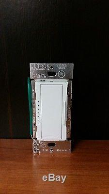 Lutron RRD-6D-WH Radio RA 2 Lighting Control Dimmer/Switch New In Box
