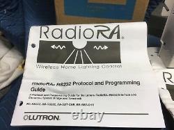 Lutron Radio RA RA-RS232 Interface Kit Wireless Central Lighting Control