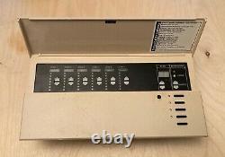 Lutron RadioRA RA-GRX-6 6 Zone Dimmer Lighting Control Unit W Faceplate EUC Used
