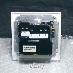 Lutron Rania RIDU-252H IR Remote Control Dual Digital Light Dimmer Switch
