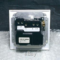 Lutron Rania RIDU 252H IR Remote Control Dual Digital Light Dimmer Switch
