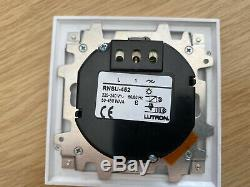Lutron Rania RNSU-452 White Dimmer Light Switch
