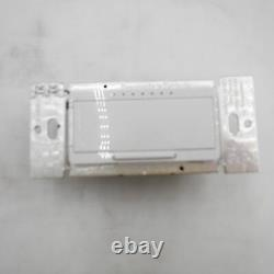 Lutron White Dimmer Light Switch RRD-PRO-WH