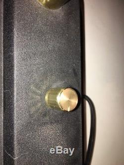 MID CENTURY MODERN SONNEMAN Style DESK LAMP! Dimmer switch Light Works