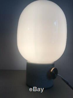 Menu JWDA Lamp Concrete Grey Brass Dimmer Switch Light Brand New UK Plug