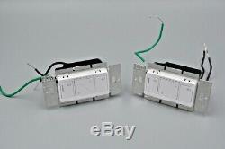 NEW Caseta Wireless Smart Lighting Dimmer Switch (2 Count) Starter Kit