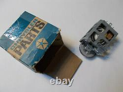 NOS 1968 68 69 70 Dodge Charger Coronet Super Bee Dash Light Dimmer Switch