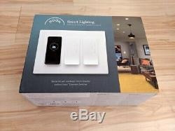 Noon N160US Smart Lighting Starter Kit Room Director + Switches + Wall Plates