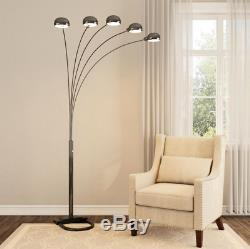 Ore International 84 In 5 Arms Arch Floor Lamp With Light