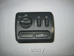 Original Volvo Lichtschalter kompl. Ohne Nebel S60/V70/XC70 9441047
