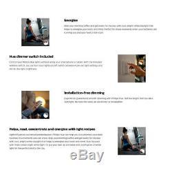 Philips Hue Wi-Fi Starter Kit/2.0 Bridge/Dimmer Switch/White E27 LED Light Bulb