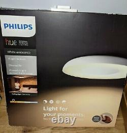 Phillips Hue White Ambience Ceiling Light and remote control Dimmer Switch