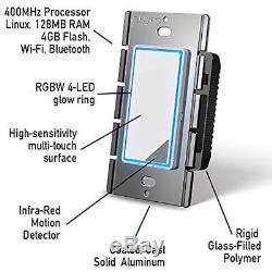 Plum Dimmer Switches Lightpad Advanced Smart Wi Fi Led/incandescent Light  No Hub