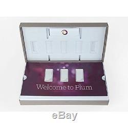 Plum Dimmer Switches Lightpad Advanced Smart Wi-Fi LED/incandescent Light No Hub