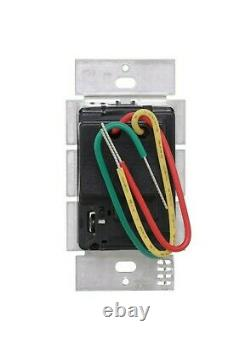Qty 20. Lutron Maestro Fan Control and Light Dimmer for dimmabl LEDs