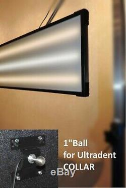 -SALE! 3 Strip PDR Light Dimmer. NO-Switches. 1,0 Ball for Ultradent COLLAR