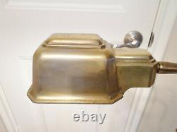 STIFFEL Pharmacy Lamp Adjustable Brass Light 35 55 Tall With Dimmer Switch