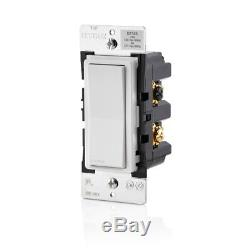 Smart Light Switch Dimmer Z Wave Technology 15 Amp Switch Light Almond 5 PACK