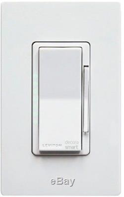 Smart with HomeKit Technology Dimmer, Works with Siri (3pcs) Light Switch Dimmer