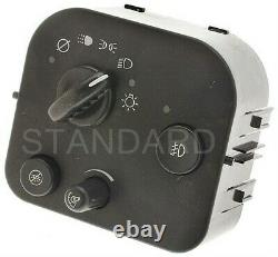 Standard Ignition Fog Light Switch, Headlight Switch, Instrument Panel Dimmer