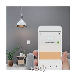 TP-LINK HS220P3 Kasa Smart WiFi Light Switch, Dimmer (3-Pack), White 3 Pack