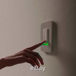 Wemo Dimmer Wi-Fi Light Switch 2-pack Works with Alexa & Google Assistant Home