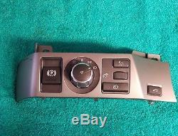 06-08 Bmw E65 750i 760i Interrupteur De Phare Frein De Stationnement Avec Option Vision Nuit