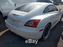 08.04 Chrysler Crossfire Lumière De Phares Gradateur Commutateur A / C Évents Oem