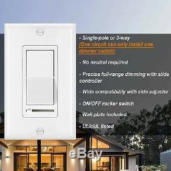 10 Pack Bestten Rehostat Switch, Unipolaire Ou. Financement Disponible