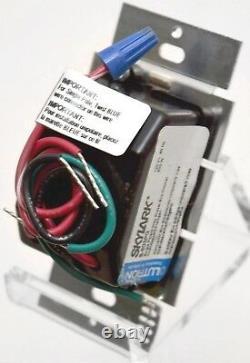 100 X Bulk Lutron Skylark S-603pg-la Eco Gradateur 3 Voies / Unité Interrupteur Amande