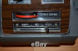 1974-1979 Cadillac Climate Control Interrupteur Régulateur De Vitesse Gradateur Phare