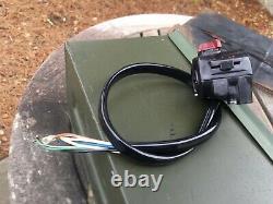 1974-75 Honda Xl250 K0 K1, 1974 Xl350 K0 Light, Dimmer, Et Engine Kill Switch