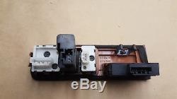 1996-1998 Ensemble D'interrupteurs De Porte De Console Acura Tl Oem À Garniture De Lunette En Bois