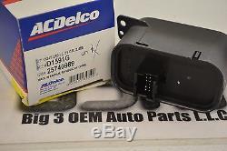 2000-2005 Buick Lesabre Phare De Lumière Interrupteur Variateur Acdelco Neuf Oem 25740989