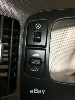 2006-2014 Honda Ridgeline Dash Surround Bezel Dual Zone Garantie Climate Control