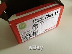 20x Legrand Synergy Light Dimmer Interrupteur Avec Voyant Gris 600w 735917