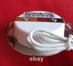 6 X Nickel (dimmable) Camper Led Lumières Intérieures Complètes Avec Interrupteur Dimmer