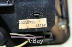 94-96 C4 Conducteur Gauche Phare Phare Commutateur Commutateur Gradateur Module Feux Antibrouillard