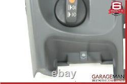 94-99 Mercedes W140 S320 Phares Head Light Gradateur Garniture Couvercle De La Commande