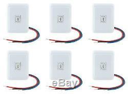 Ap Produits 016-bl4001 Interrupteur Variateur Brilliant Light (tm) 6 Pack