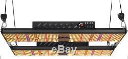 Bava 480 Watt Led Grow Light Dimmer Et 4 Commutateurs