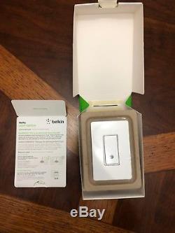 Belkin Wemo Light Switch (nouveau) 6 Et Gradateur (remis À Neuf) 1