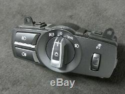 Bmw 5er F10 F11 6er F06 7er F01 F02 X3 X4 Chambres À Coucher Licht Schalter 9192744
