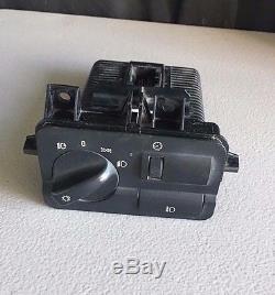 Bmw Véritable E46 330ci Auto Phare Gradateur Brouillard Interrupteur 330 CI 9133027